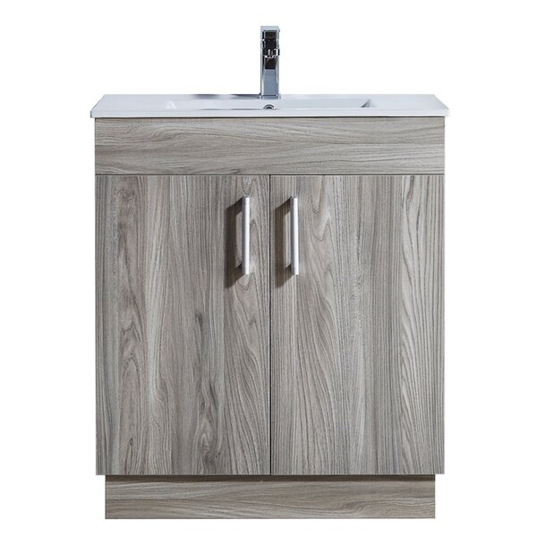 29.2 Single Bathroom Vanity Set by InFurniture