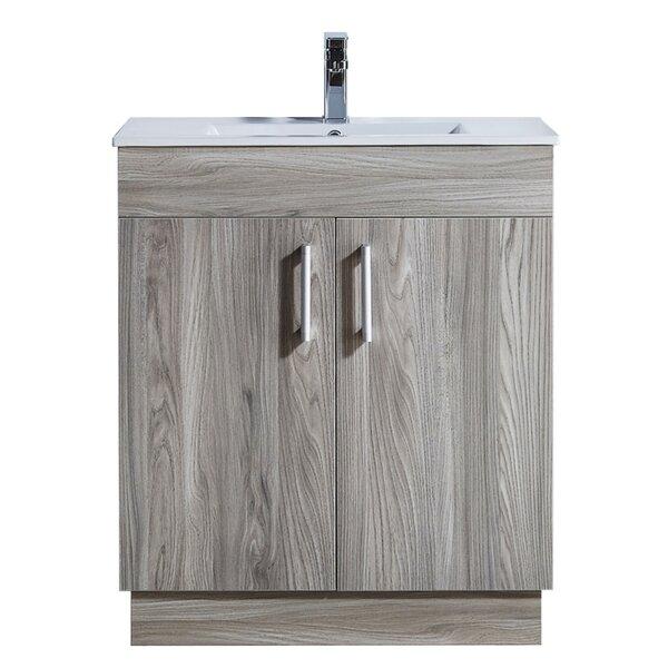 29.2 Single Bathroom Vanity Set by InFurniture