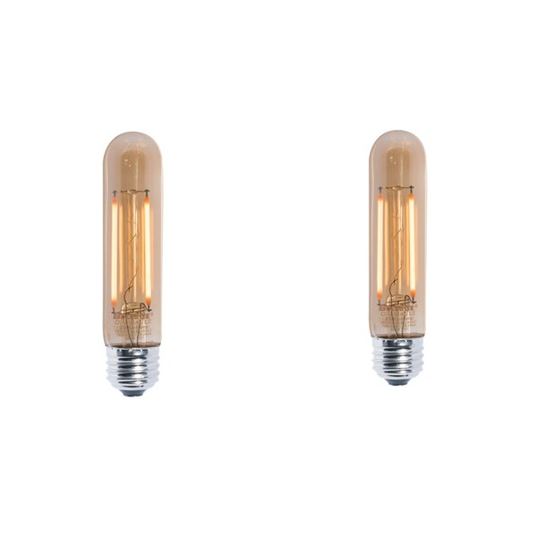 2W E26 Dimmable LED Stick Light Bulb (Set of 2) by Bulbrite Industries