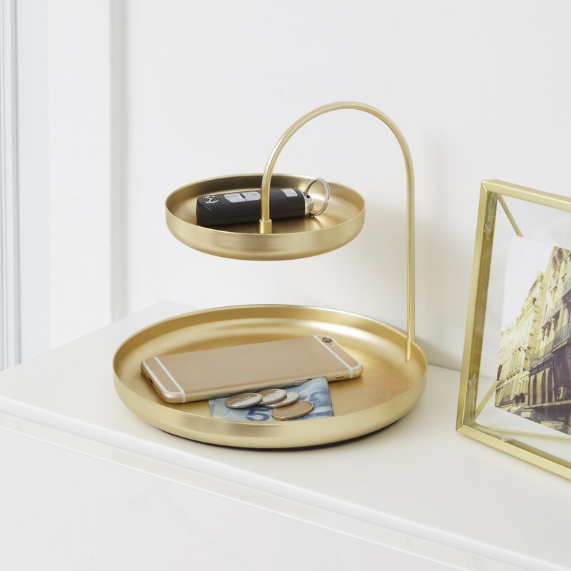 Poise Tiered Ring Holder