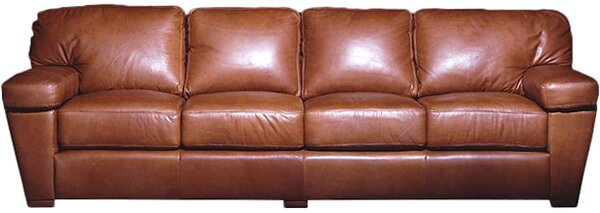 Prescott Sofa by Omnia Leather