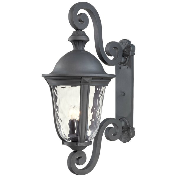Ardmore 3-Light Outdoor Wall Lantern by Great Outdoors by Minka