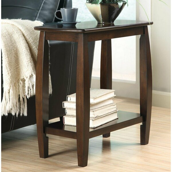 Giese End Table by Charlton Home