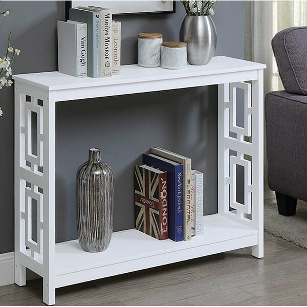 Winston Porter White Console Tables