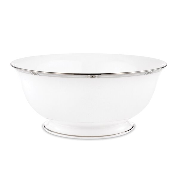 Westerly Platinum Serving Bowl by Lenox