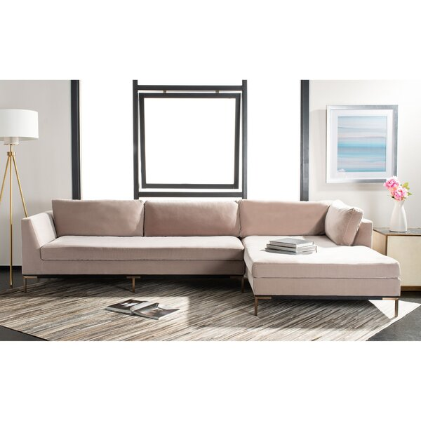 Idalou Sectional by Everly Quinn