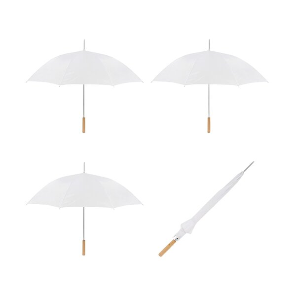 4' Market Umbrella (Set of 10) by Trademark Innovations