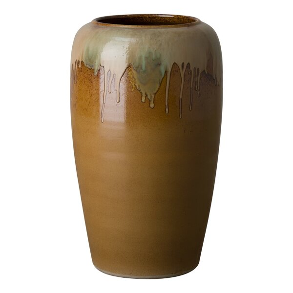 Dunnam Tall Floor Vase by Corrigan Studio