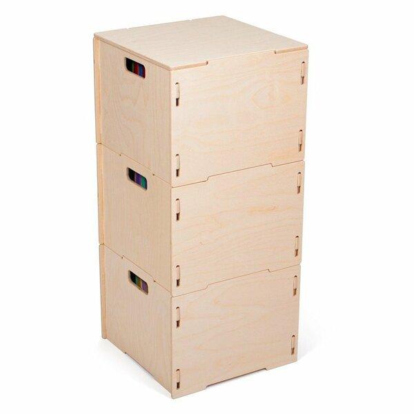 Simkins Wooden Filing Cabinet