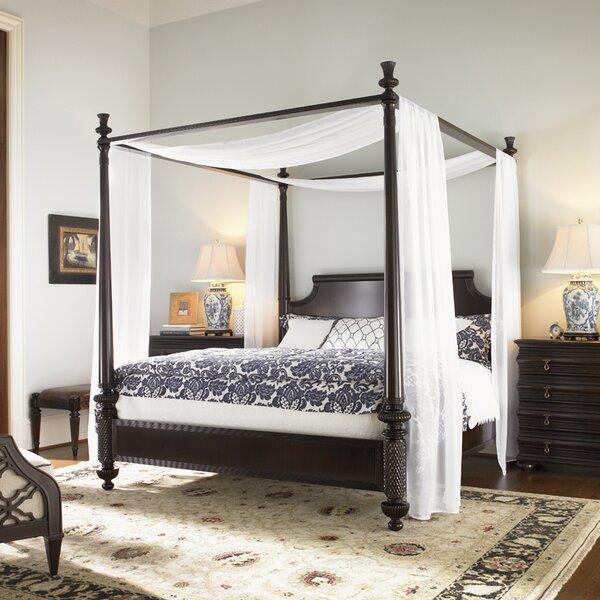 Royal Kahala Canopy Bed by Tommy Bahama Home