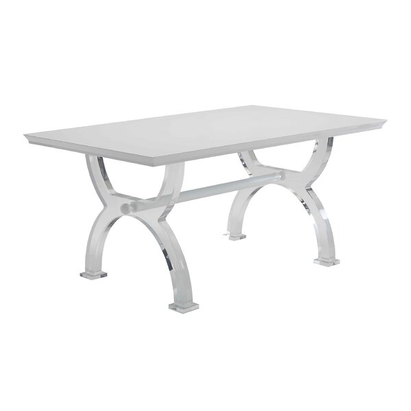 Hepworth Dining Table by Everly Quinn Everly Quinn