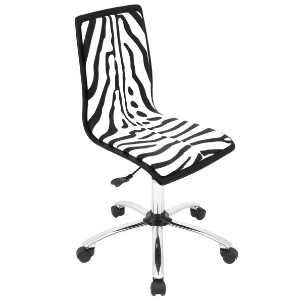 Printed Desk Chair by LumiSource