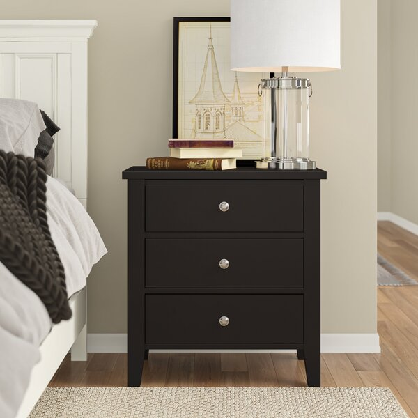 Willacoochee 3 Drawer Bachelors Chest by Three Posts