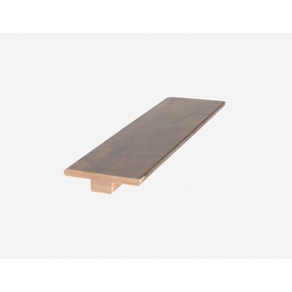 0.56 x 2 x 84 Hickory T-Molding in Mocha by Mohawk Flooring