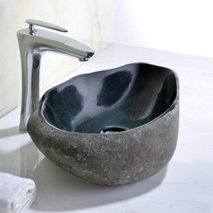 Inexpensive Specialty Stone Vessel Bathroom Sink By ANZZI