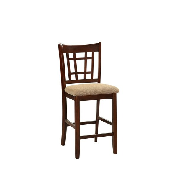 Bird Wooden 24 Bar Stool (Set of 2) by Winston Porter