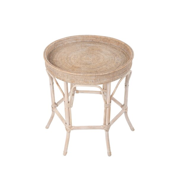 Casner Tray Top Frame End Table By Bay Isle Home