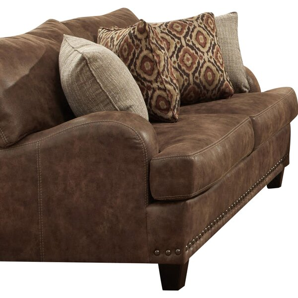 Cainsville Loveseat By Greyleigh