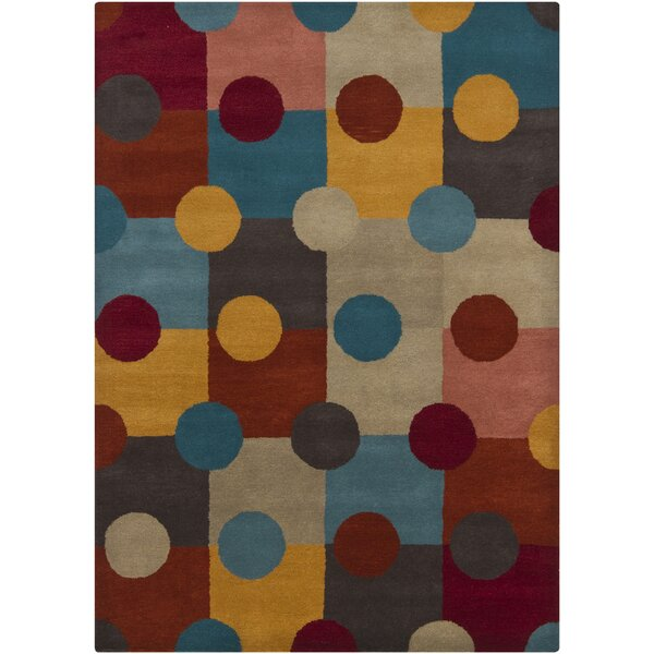 Fults Geometric Area Rug by Zoomie Kids