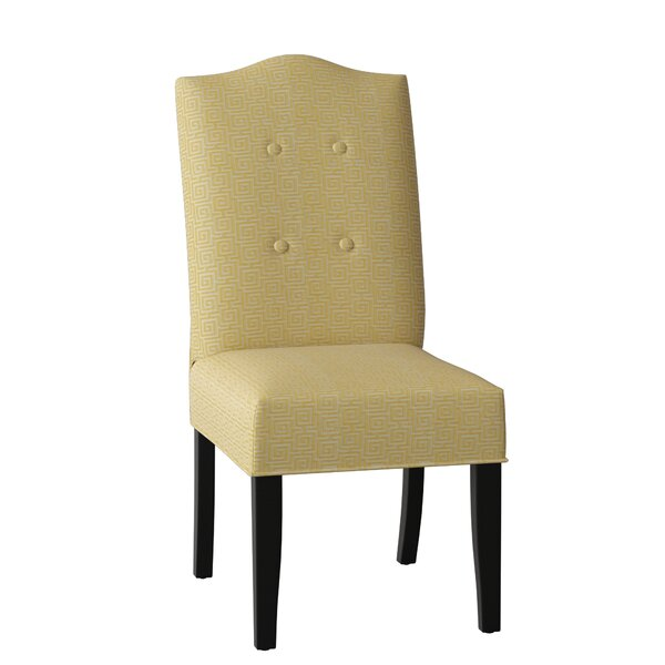 Candice Tufted Upholstered Dining Chair By Hekman