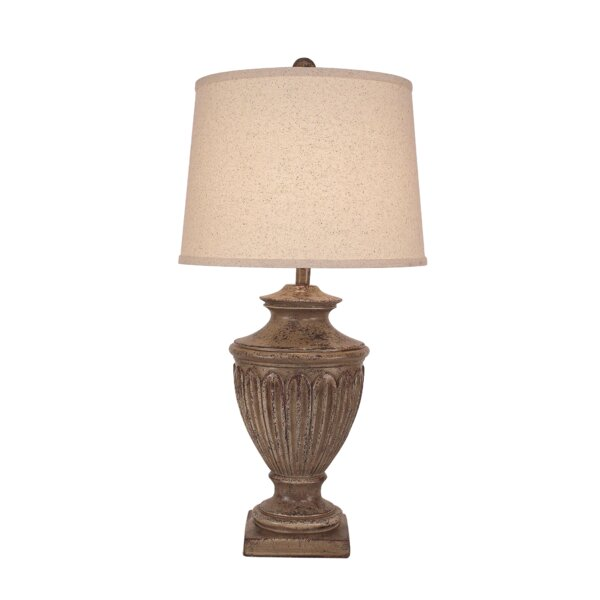 Bourne Urn 31 Table Lamp by Bay Isle Home