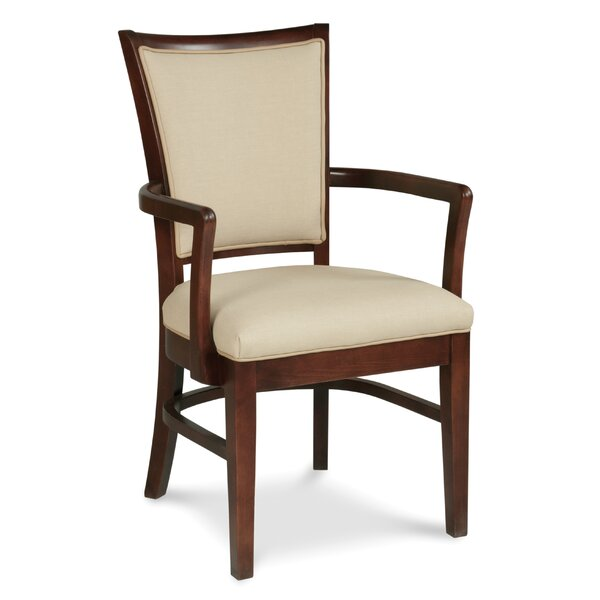 Laughlin Upholstered Dining Chair by Fairfield Chair
