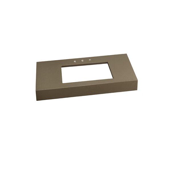 WideAppeal™ 36 Single Bathroom Vanity Top