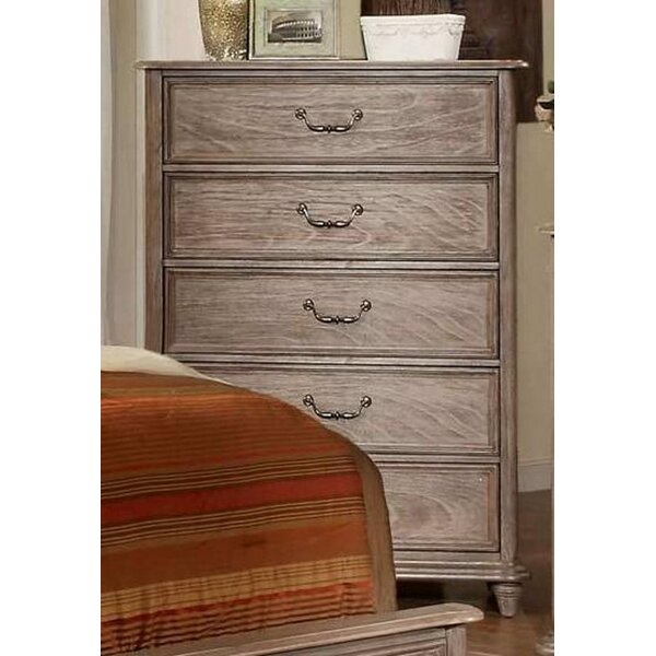 Rasco 5 Drawer Standard Chest by Darby Home Co