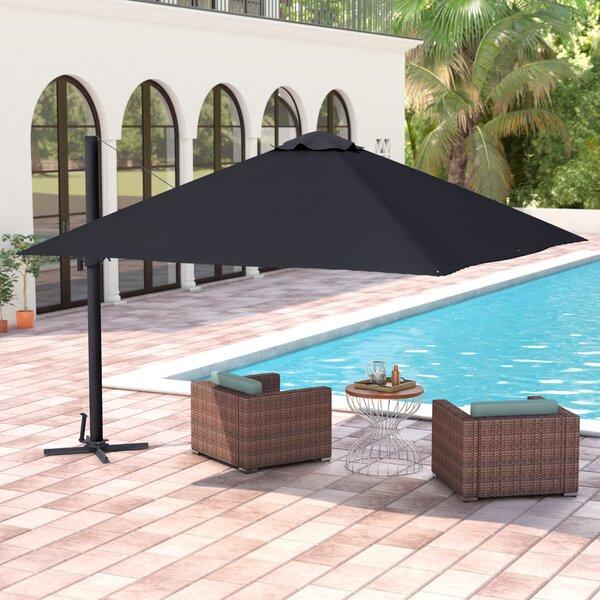 Grote 10' Square Cantilever Umbrella by Brayden Studio