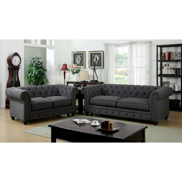 Lindstrom Configurable Living Room Set by Darby Home Co