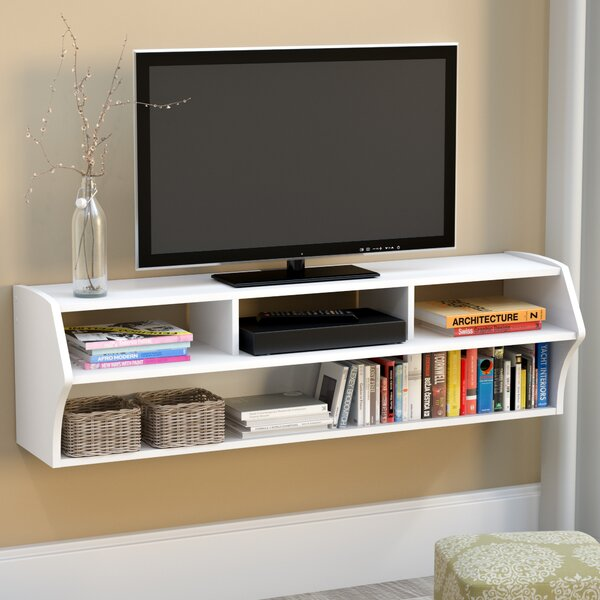Carder Floating TV Stand For TVs Up To 65