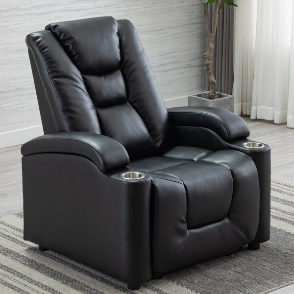Power Home Theater Recliner Individual Seating By Red Barrel Studio®