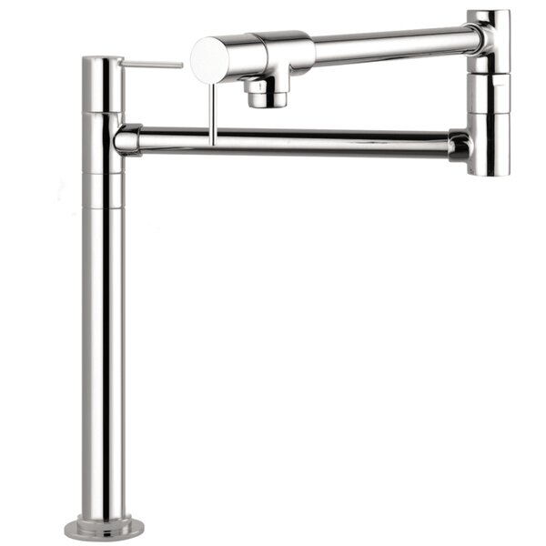 Axor Starck Double Handle Deck Mounted Pot Filler Faucet by Axor