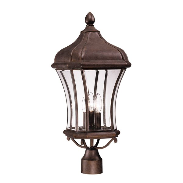 Hartness 3-Light Lantern Head by Alcott Hill