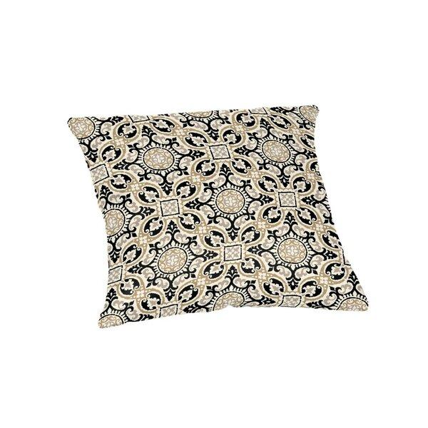 Rivera Outdoor Throw Pillow by Astoria Grand