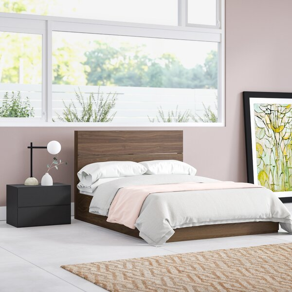 Porrima Platform 2 Piece Bedroom Set by Mack & Milo