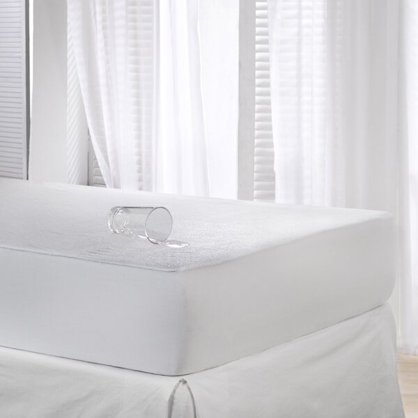 Cotton Terry Waterproof Mattress Cover by Linen Depot Direct