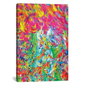 Untitled 6 by Mark Lovejoy Graphic Art on Wrapped Canvas by Brayden Studio