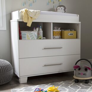 Cuddly Changing Table By South Shore