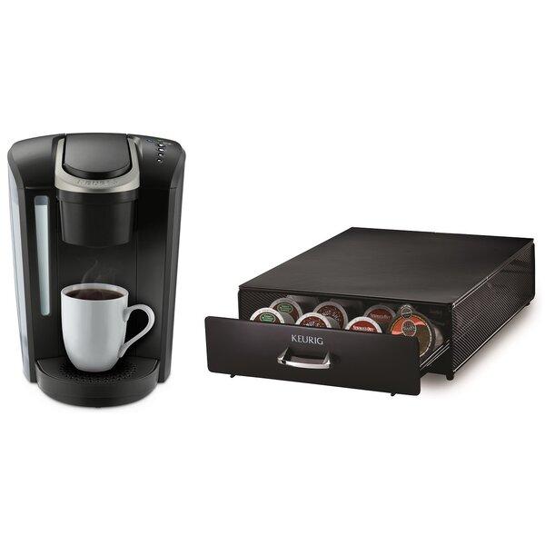 K80 K-Select™ Brewer Coffee Maker with Storage Drawer by Keurig