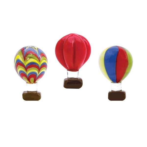 Braintree Mini Hot Air Balloons 6 Piece Sculpture Set by Zoomie Kids