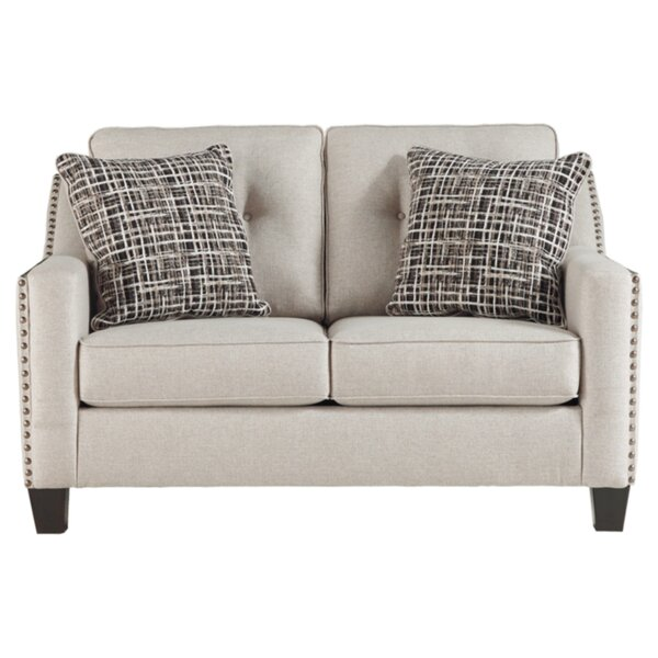 Canada Loveseat by House of Hampton