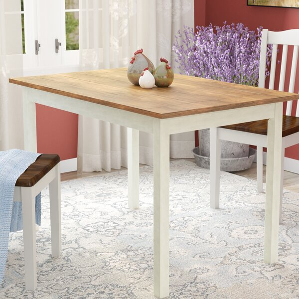 #2 Reagan Dining Table By August Grove Comparison