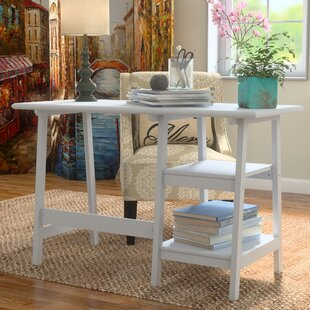 Bristol 2 Shelf Writing Desk