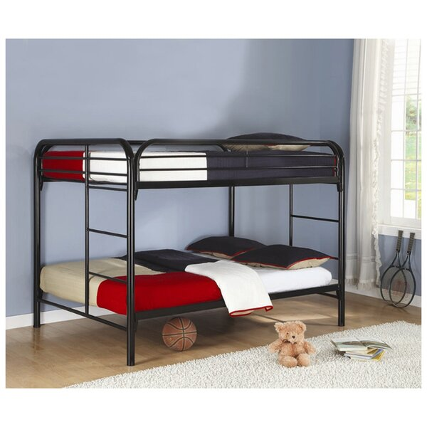 Cathey Full over Full Bunk Bed by Harriet Bee