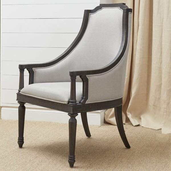 Alona Traditional Upholstered Dining Chair by Gracie Oaks