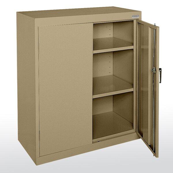 Classic Plus 2 Door Storage Cabinet by Sandusky Cabinets