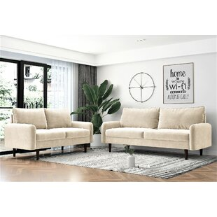 Aphan 2 Piece Living Room Set by Brayden Studio®