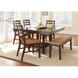Dining Room Tables Extendable Amusing Extendable Kitchen & Dining Tables You'll Love  Wayfair Review