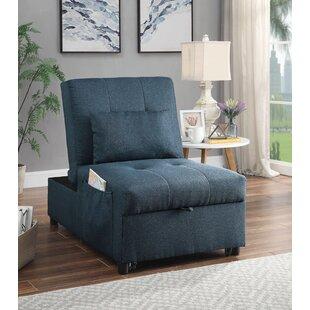 Millet Tufted Futon Chair